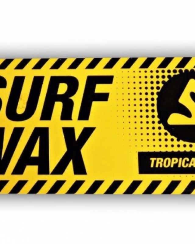 Parafina Soul Fins Surf Wax Tropical Water (Água quente)