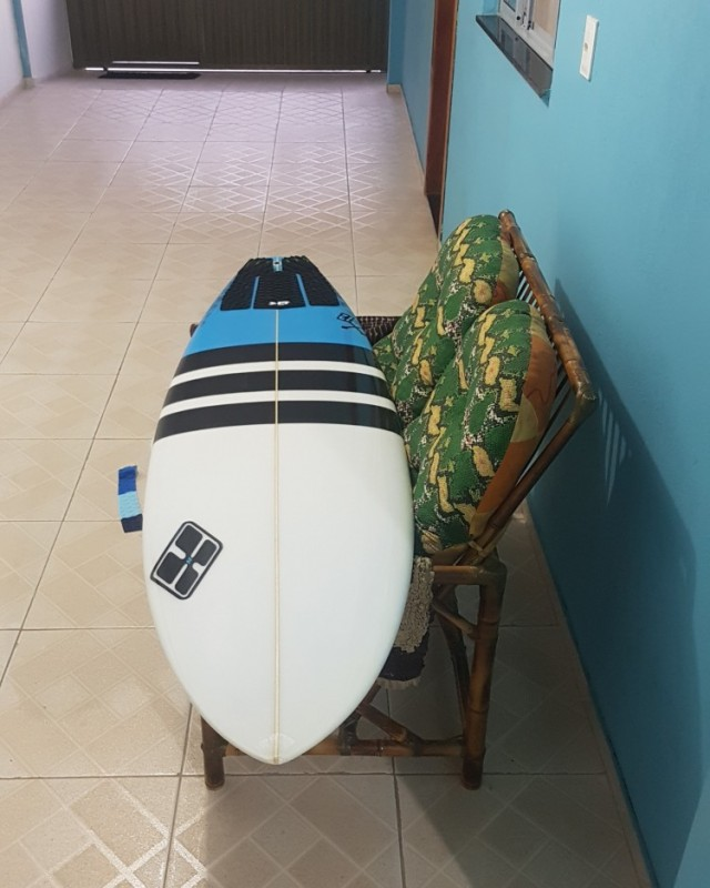 Prancha de surf estilo evolution