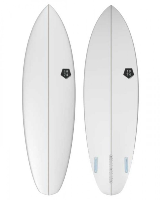 Duo Diamond - 1974 Surfboards